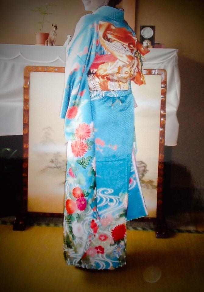 My Grandfather´s Kimono Design